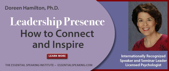 Leadership Presence: How to Connect and Inspire